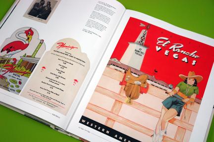 El Rancho Vegas menu