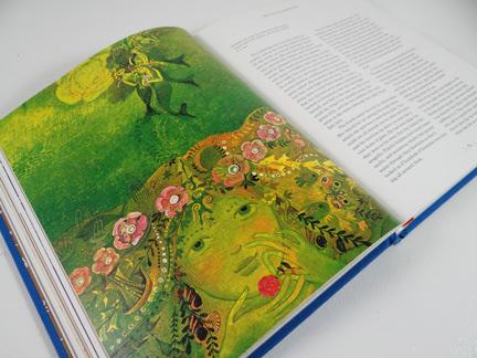 The Little Mermaid illustration from TASCHEN's Hans Christian Andersen Fairy Tales