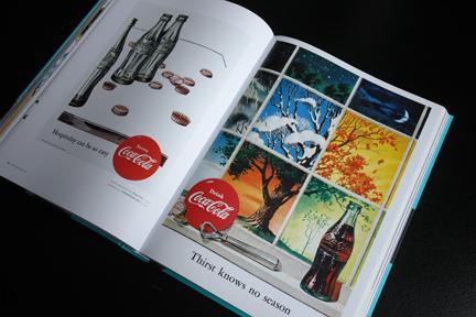 1950s advert for Coca-Cola