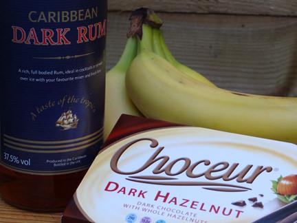 Chocolate Muscovado Banana Cake Nigel Slater