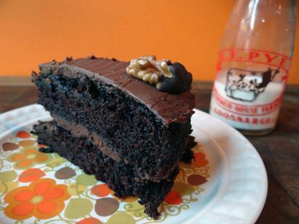 Delia Chocolate Guinness Cake